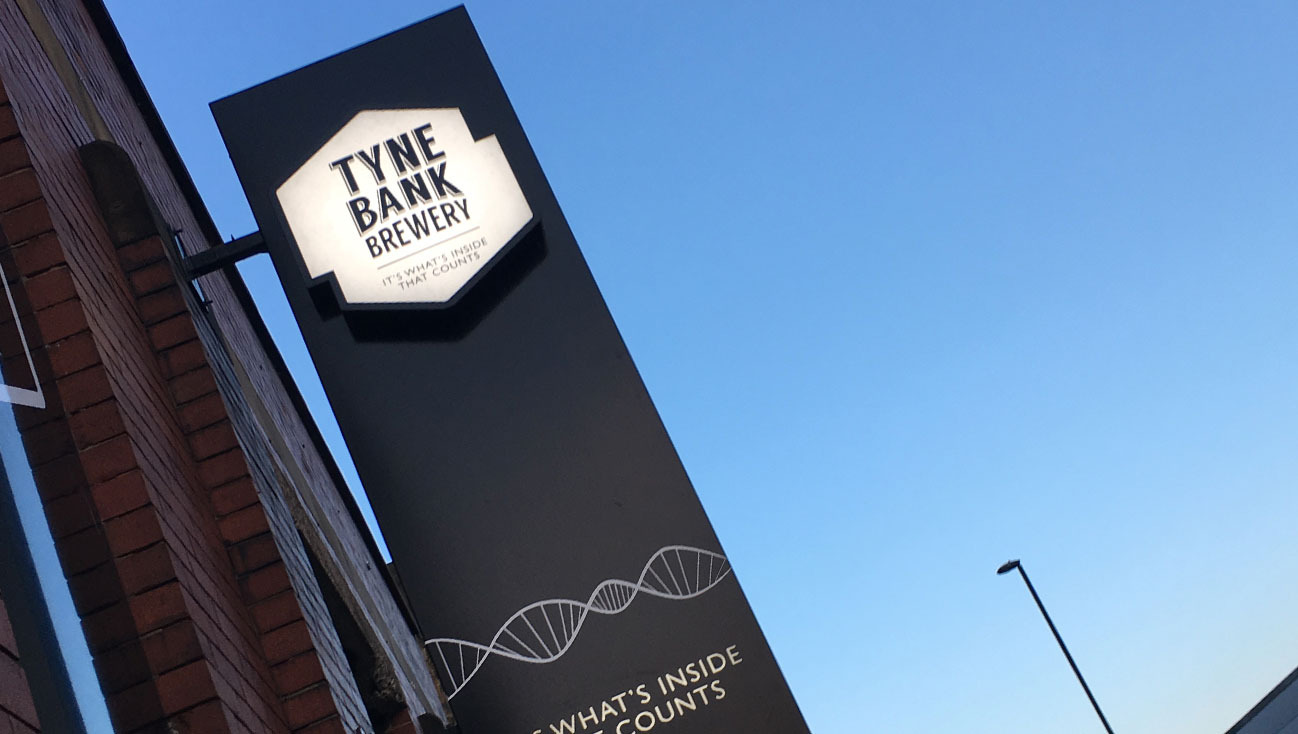 All new Tynebank Brewery and Tap