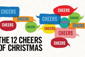 12 Cheers of Christmas… Merry Christmas