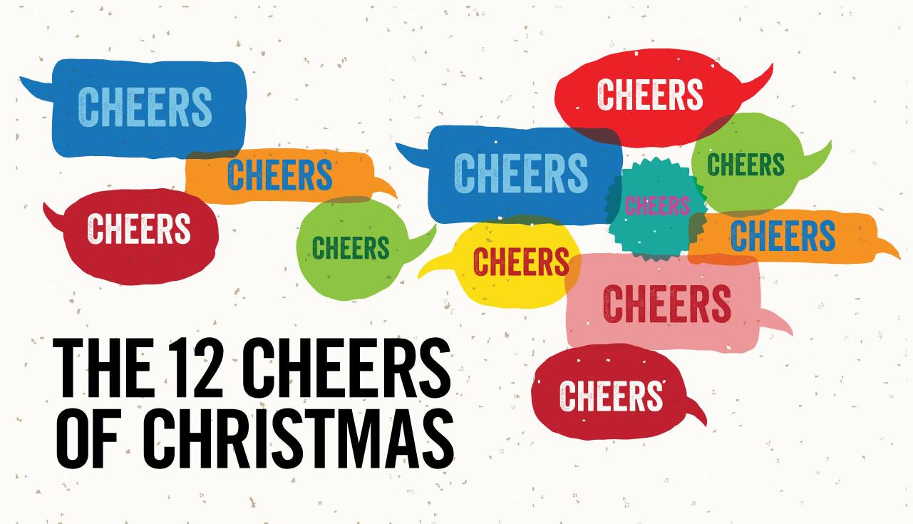 12 Cheers of Christmas… Merry Christmas