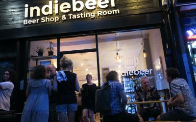London Calling… Capital of craft at indiebeer